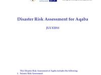 Disaster Risk Assessment for Aqaba, Jordan